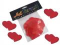 Pétalas aromáticas em cetim - Embalagem com 120 unidades - Hot Brasil